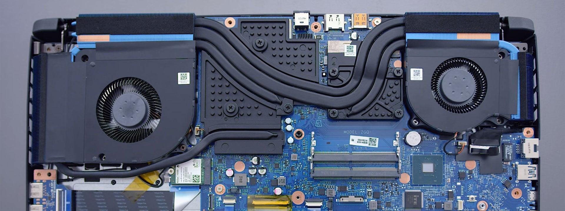 Acer Predator Helios 500 review (PH517-51 - Core i9-8950HK