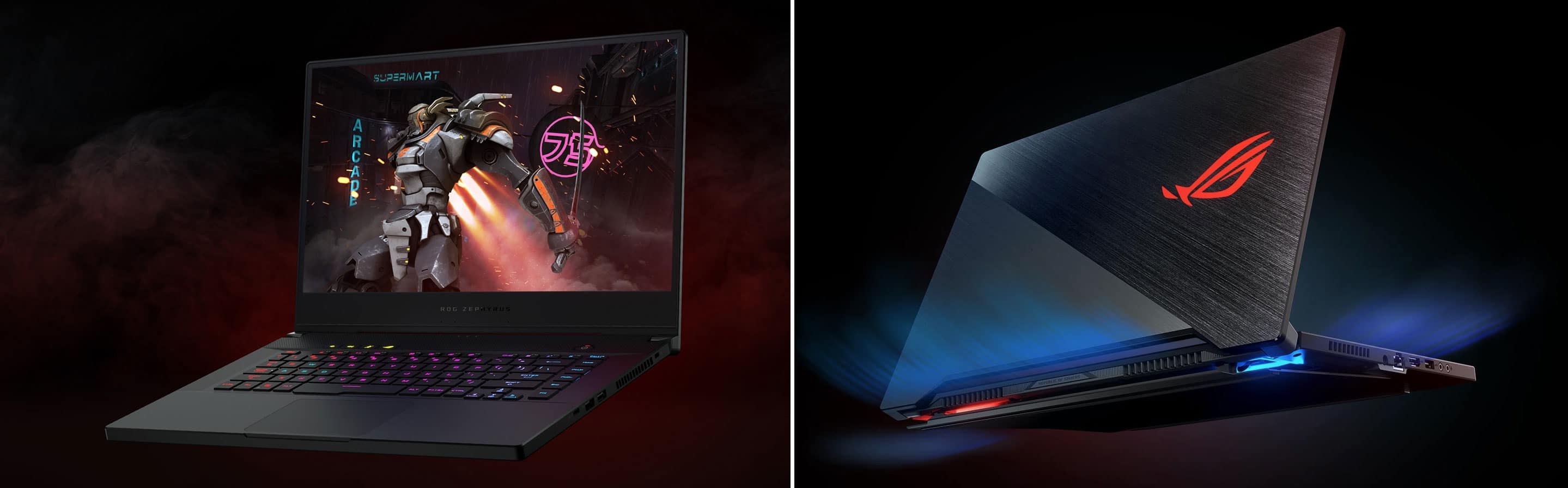 Asus ROG Zephyrus S - the best-value 15-inch ultraportable