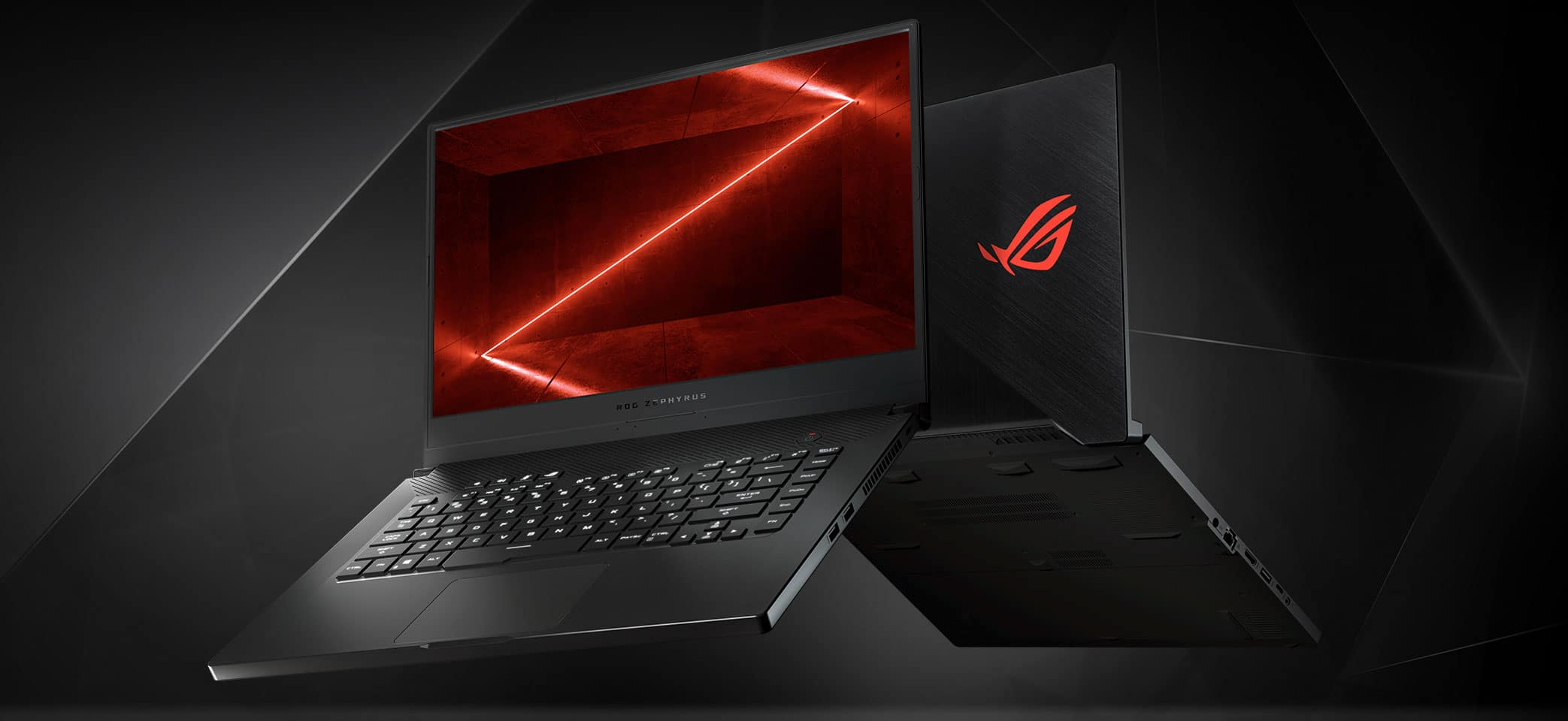 Asus Zephyrus G GA502 - great price, but with compromises