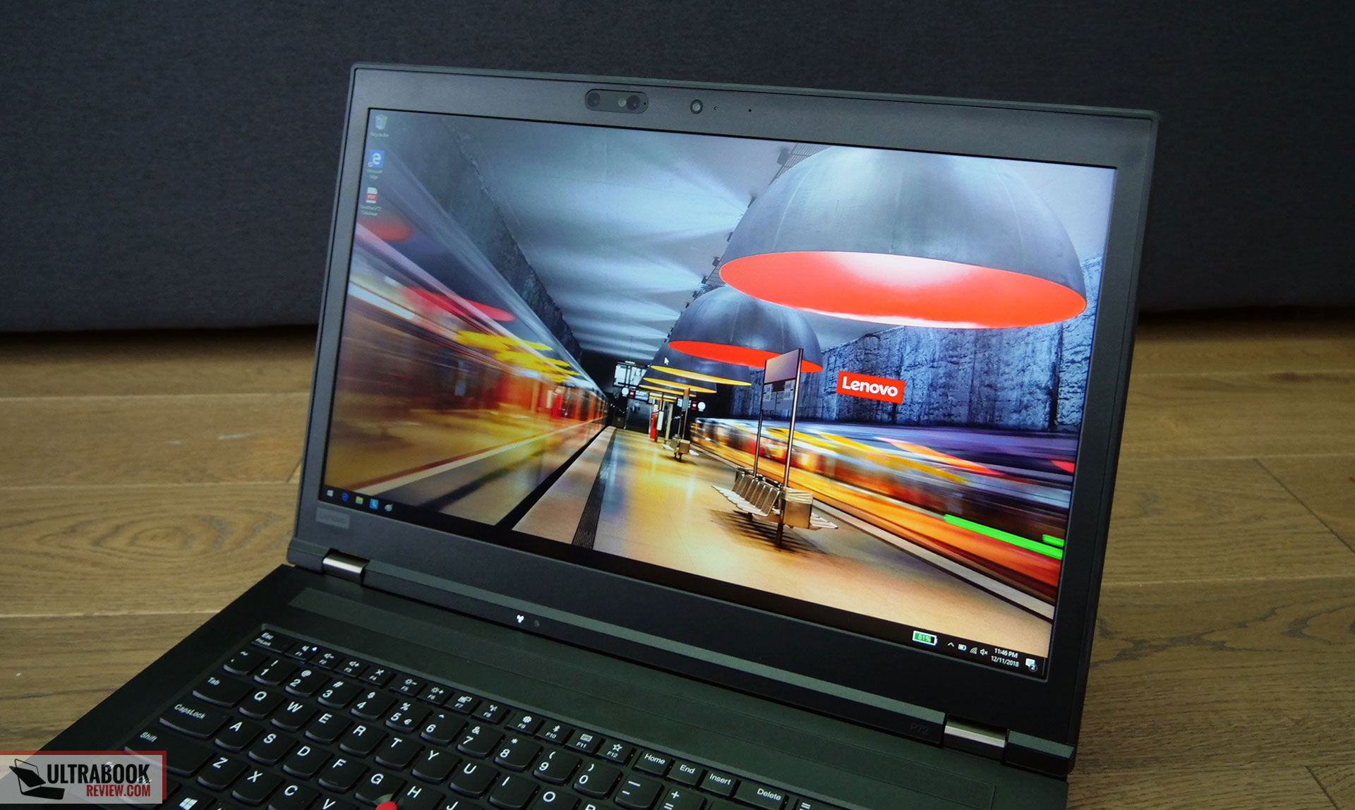 Lenovo ThinkPad P72 review (i7-8750H, Quadro P2000, FHD screen)