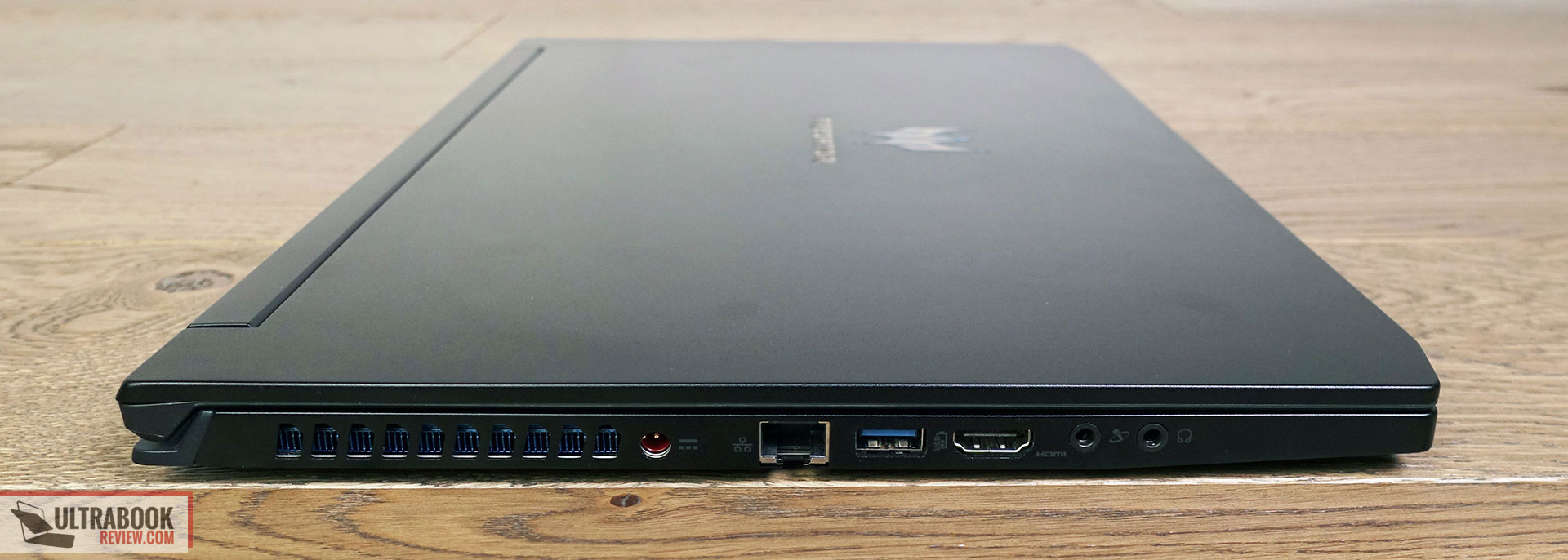 Acer Predator Triton 500 review (i7-8750H, RTX 2080 Max-Q