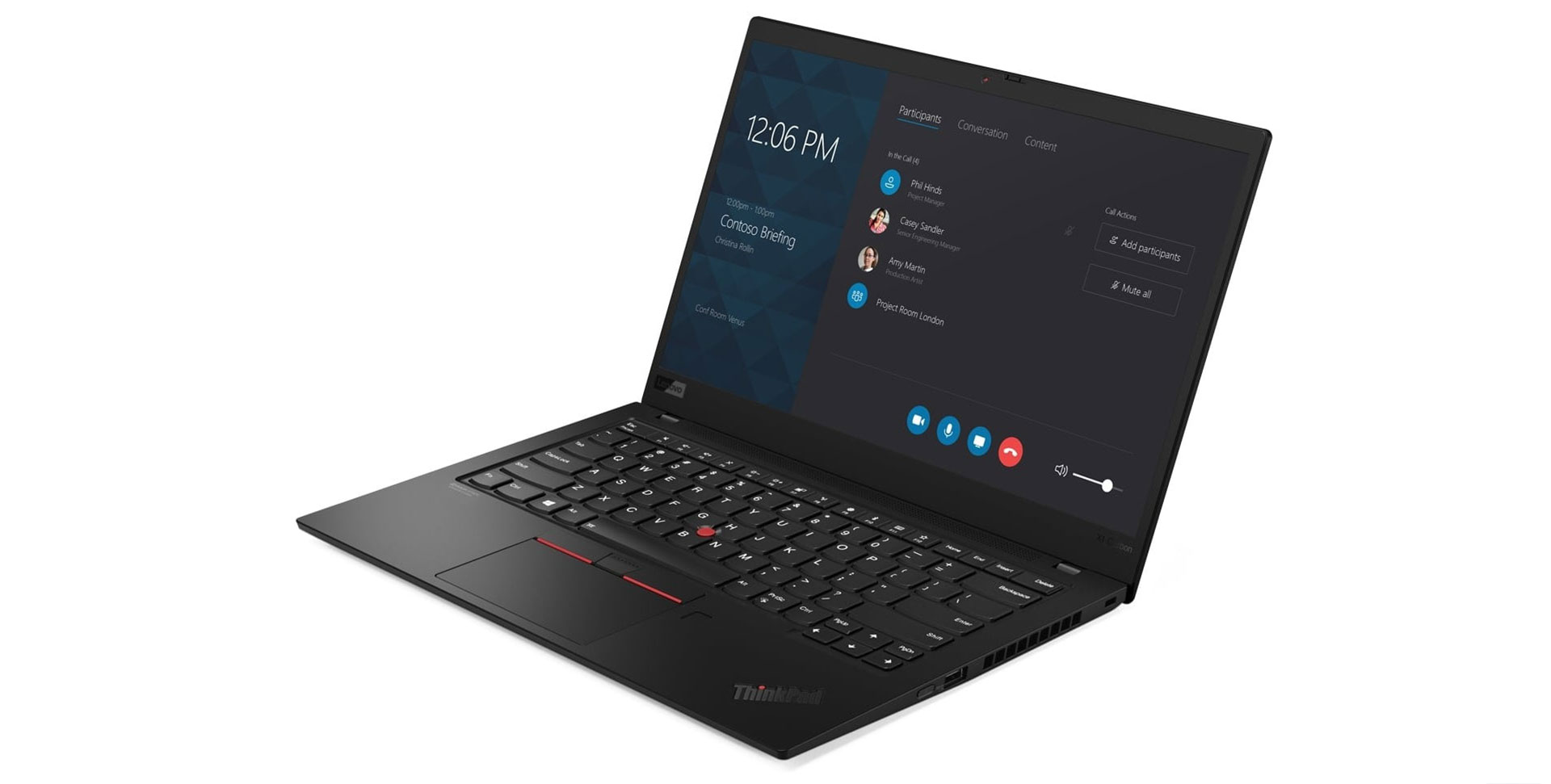 2019 premium Lenovo ThinkPads: X1 Carbon 7th-gen, X1 Yoga