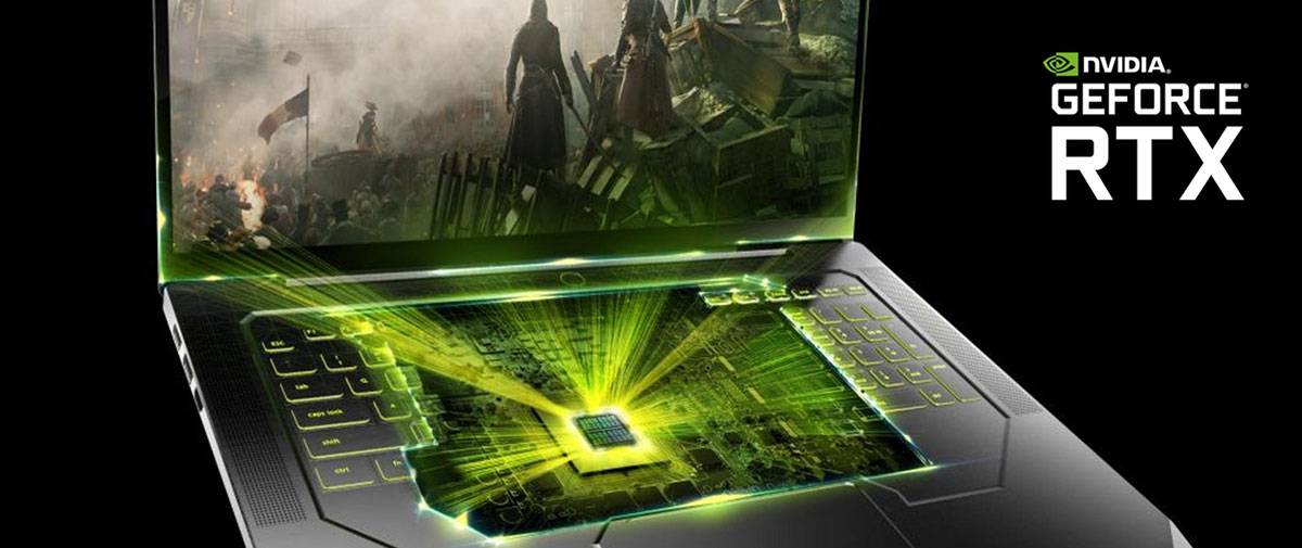 RTX gaming laptops - slowly becoming the sweet-spots