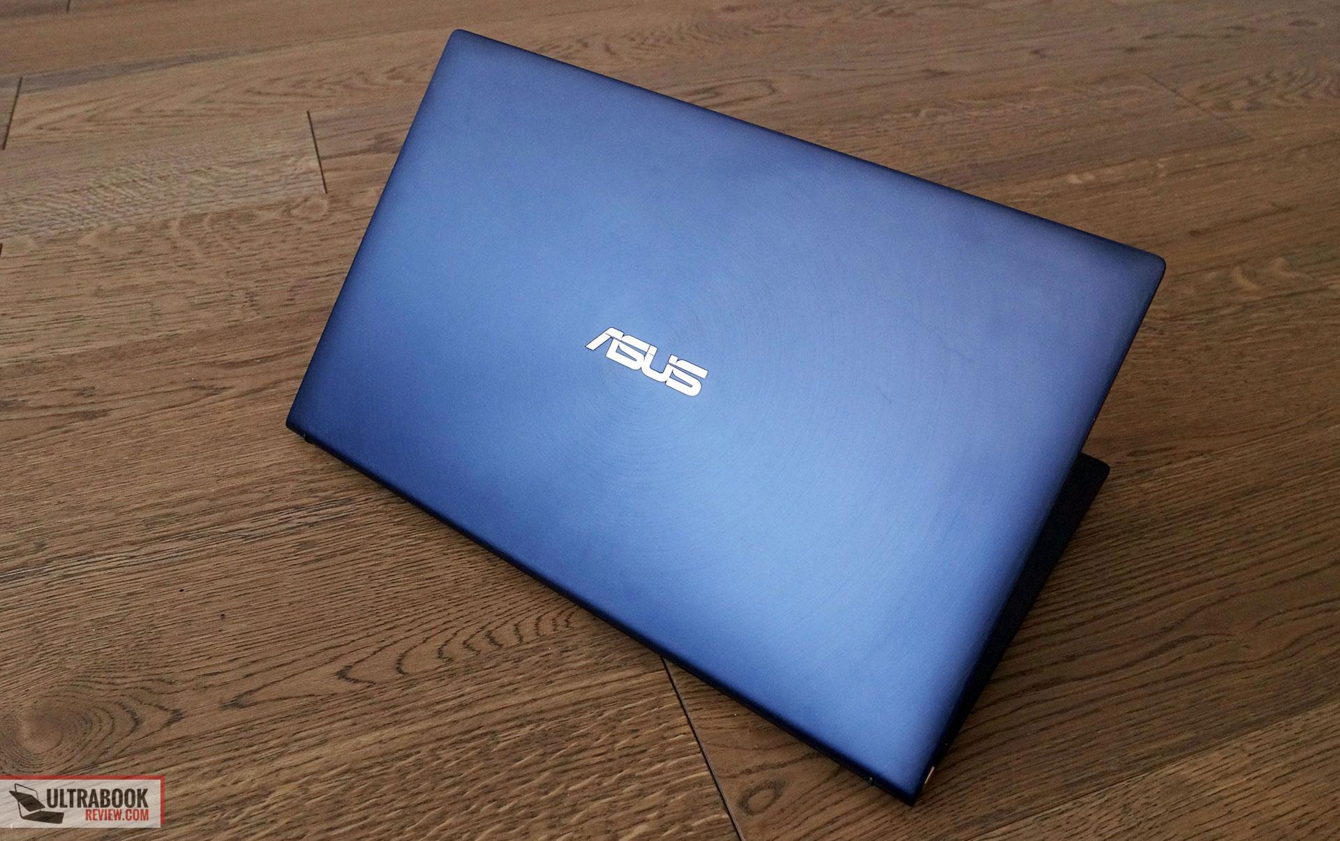 Asus ZenBook 15 UX533 review (UX533FD - i7-8565U, GTX 1050 Max-Q)