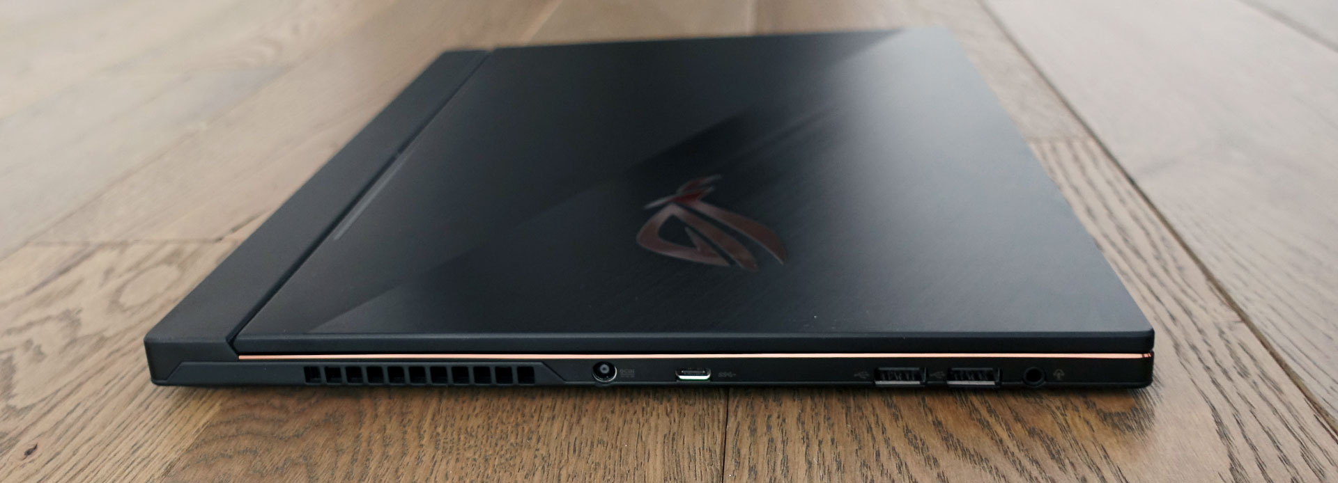 Asus ROG Zephyrus S GX531GX review and benchmarks (i7-8750H, RTX