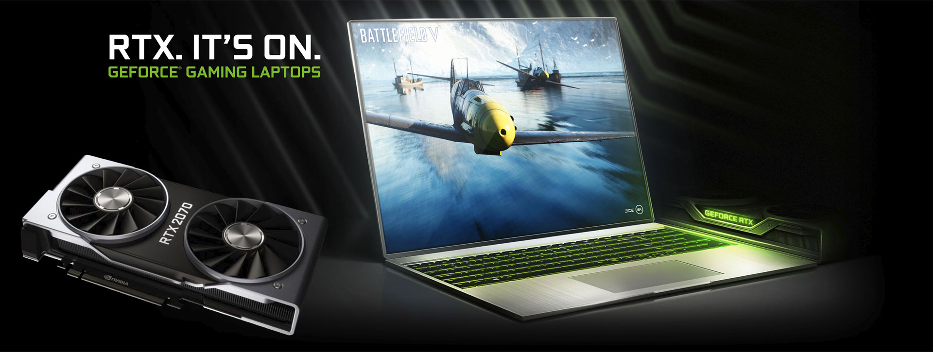 Laptops with Nvidia RTX 2070 / 2070 Max-Q graphics (the