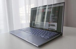 Asus Zenbook 14 UX434FL impressions (Core i7-8565U, Nvidia