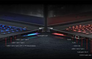 Asus ROG Zephryus S GX502 and Zephyrus G GA502 explained