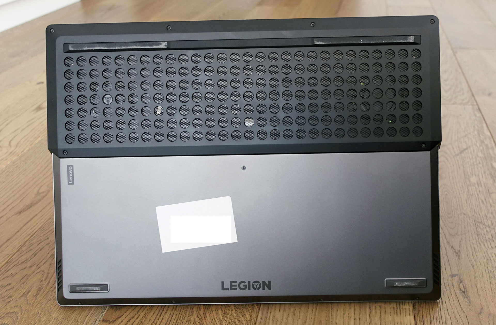 Lenovo Legion Fan Control Software