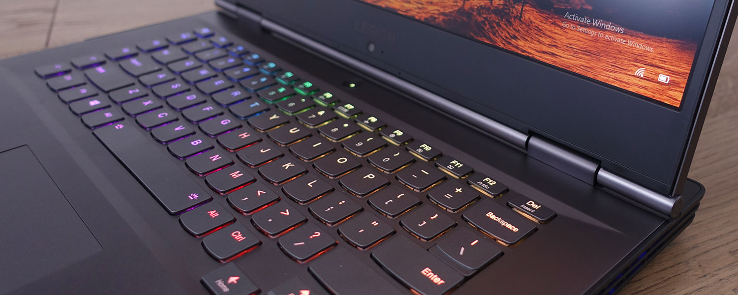 Lenovo Legion Y740 review (Y740-15ICH model – i7, RTX 2070 Max-Q)