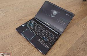 Interior design - Acer Predator Helios 300