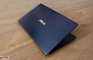 Asus ZenBook 14 UX434FL - exterior design