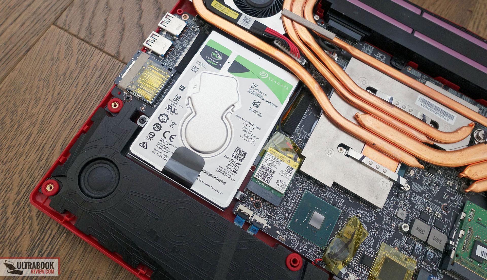 Dell G5 Repaste