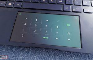 Asus ZenBook 14 UX434FL - Screenpad