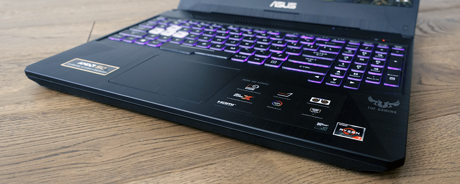 Asus TUF Gaming FX505DV review (AMD Ryzen 7, Nvidia RTX 2060 90W)