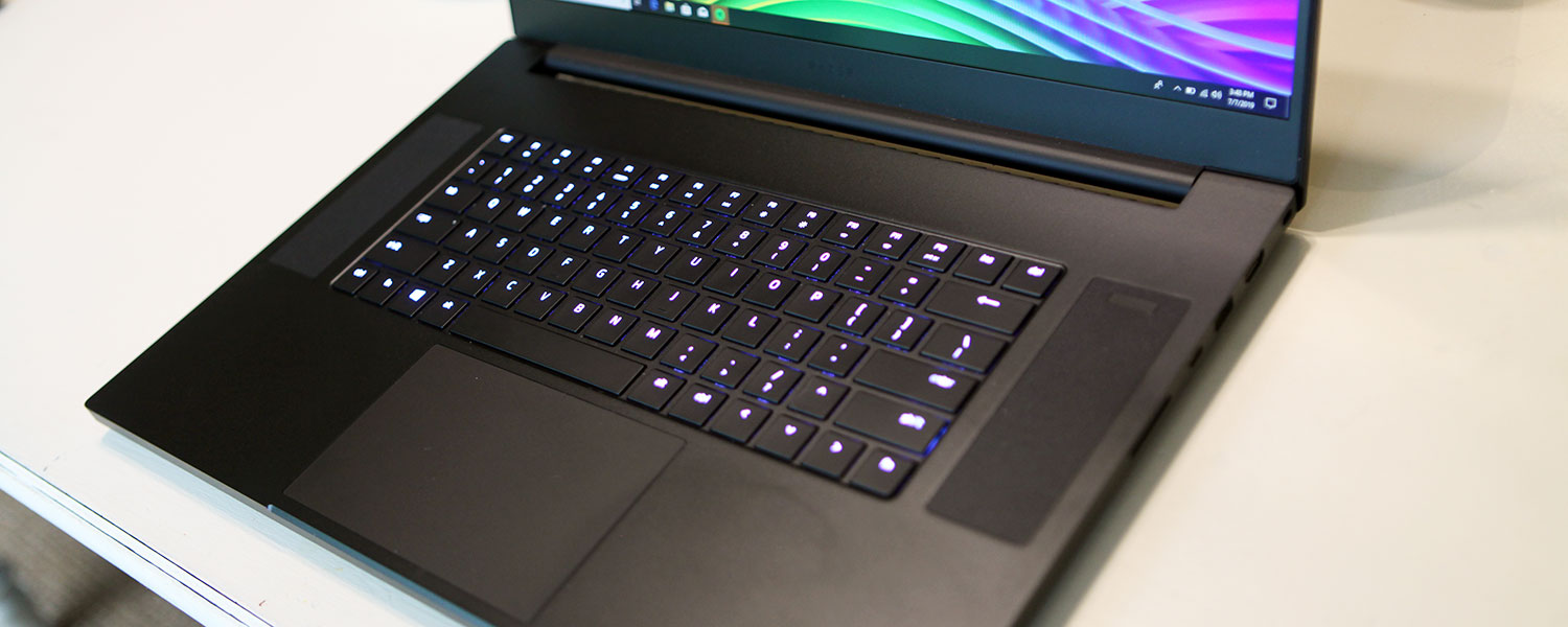 Razer Blade Pro 17 review (2019 model – i7-9750H, RTX 2060)