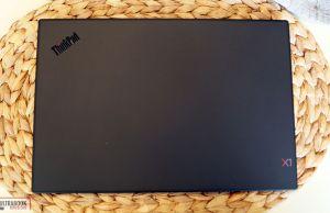 Lenovo ThinkPad X1 Carbon 7th - exterior
