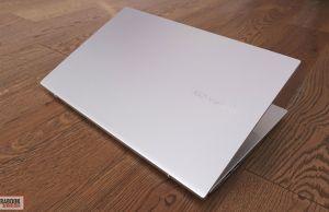 Asus ZenBook S15 S532FL - exterior