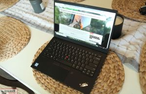 Lenovo ThinkPad X1 Carbon 7th - interior