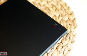 Lenovo ThinkPad X1 Carbon 7th - design
