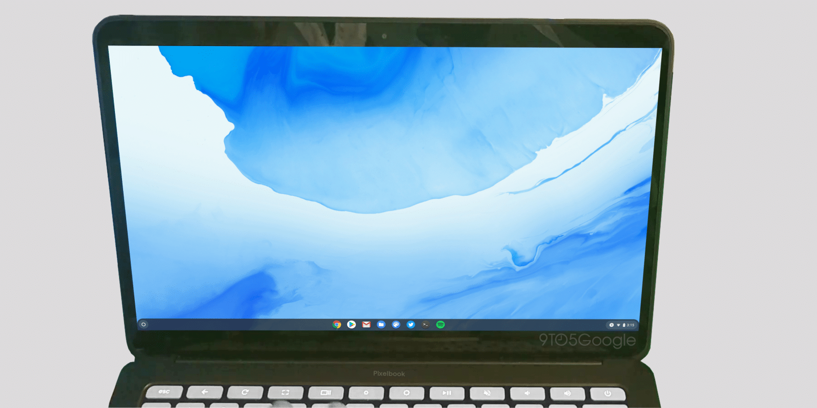 Is this the Pixelbook Go?