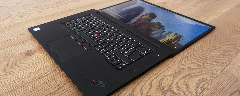 Lenovo ThinkPad X1 Extreme Review (Core i7, Nvidia GTX 1650, 500-nit FHD screen)