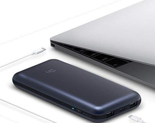 ZMI USB power bank & hub