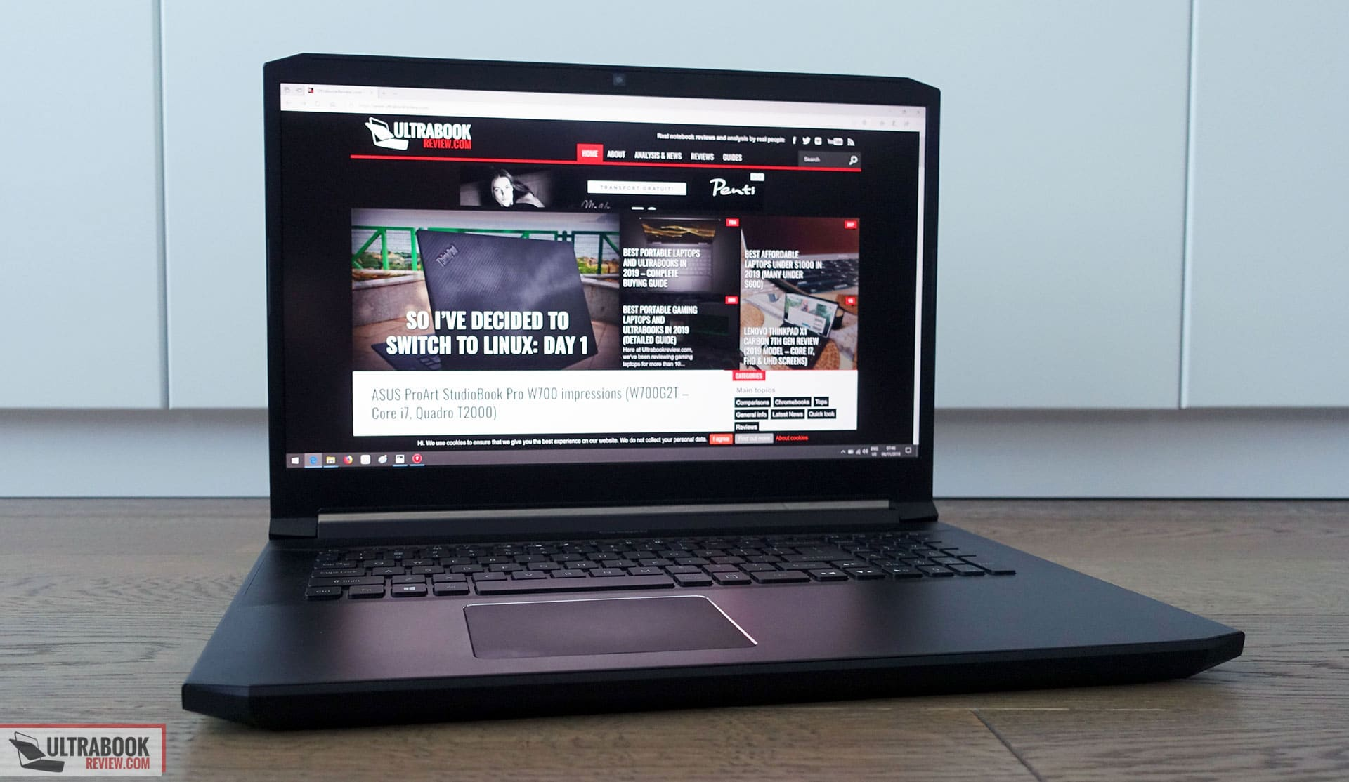 Acer ConceptD 5 Pro 17-inch