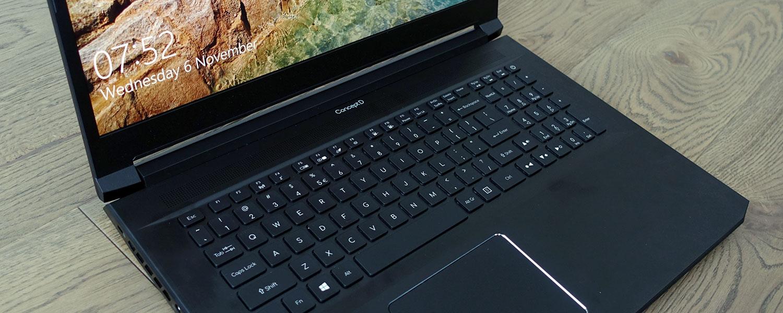 Acer ConceptD 5 Pro 17-inch review (CN517-71P – Core i7, Quadro RTX 3000)