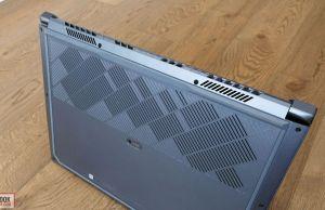 exterAsus StudioBook Pro W700 - cooling