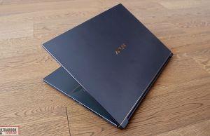 exterAsus StudioBook Pro W700 - exterior