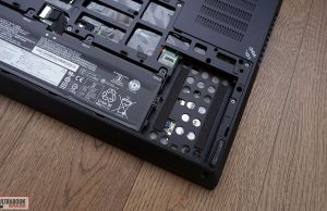 Lenovo ThinkPad P73 - hdd