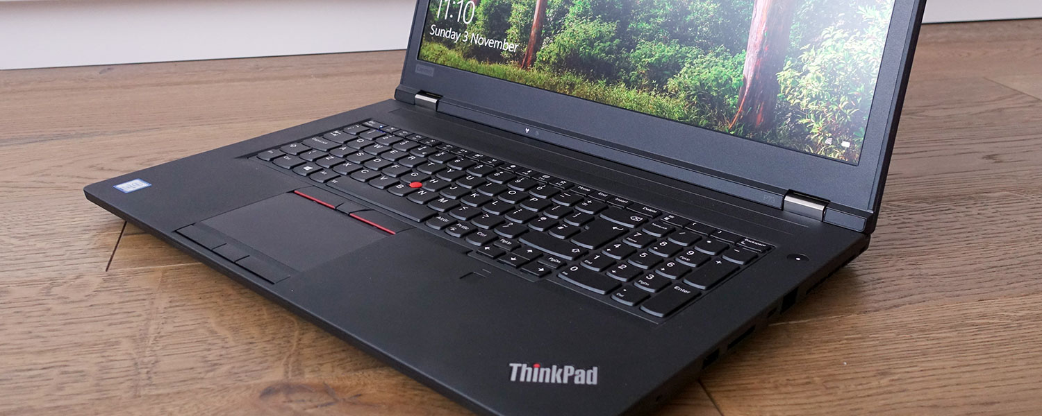 Lenovo ThinkPad P73 review (Core i9-9880H, RTX Quadro 4000)