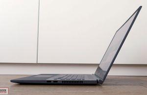 exterAsus StudioBook Pro W700 - profile