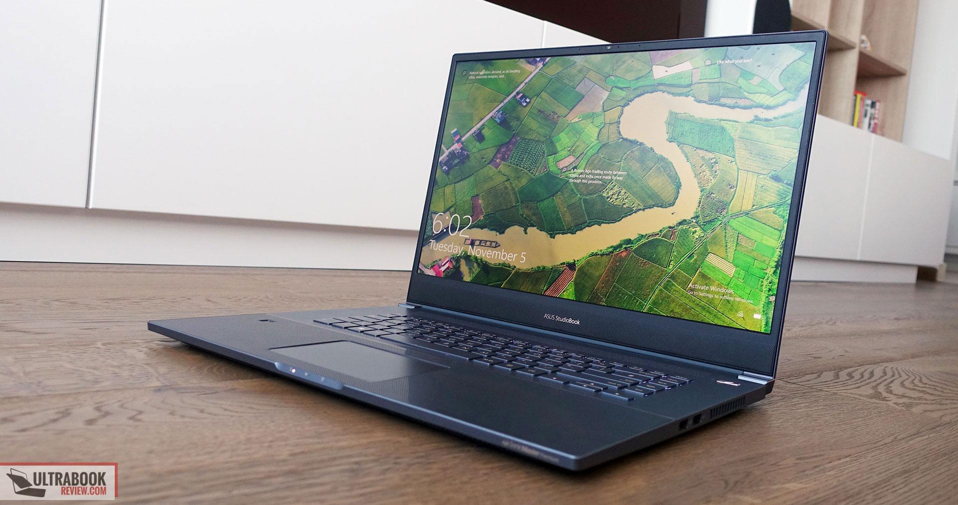 Asus StudioBook Pro W700