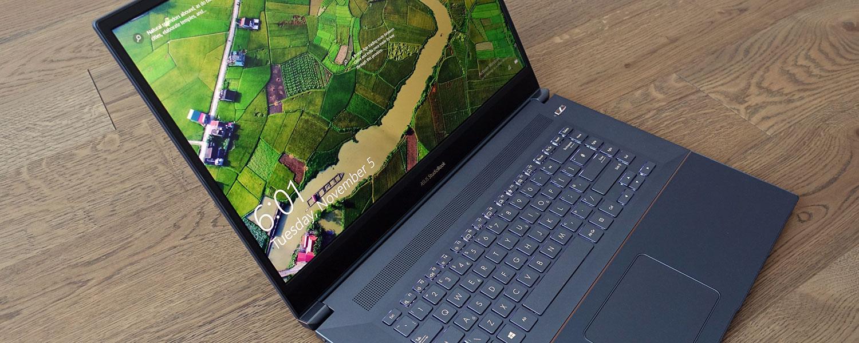 ASUS ProArt StudioBook Pro 17 W700 review (W700G2T – Core i7, Quadro T2000)