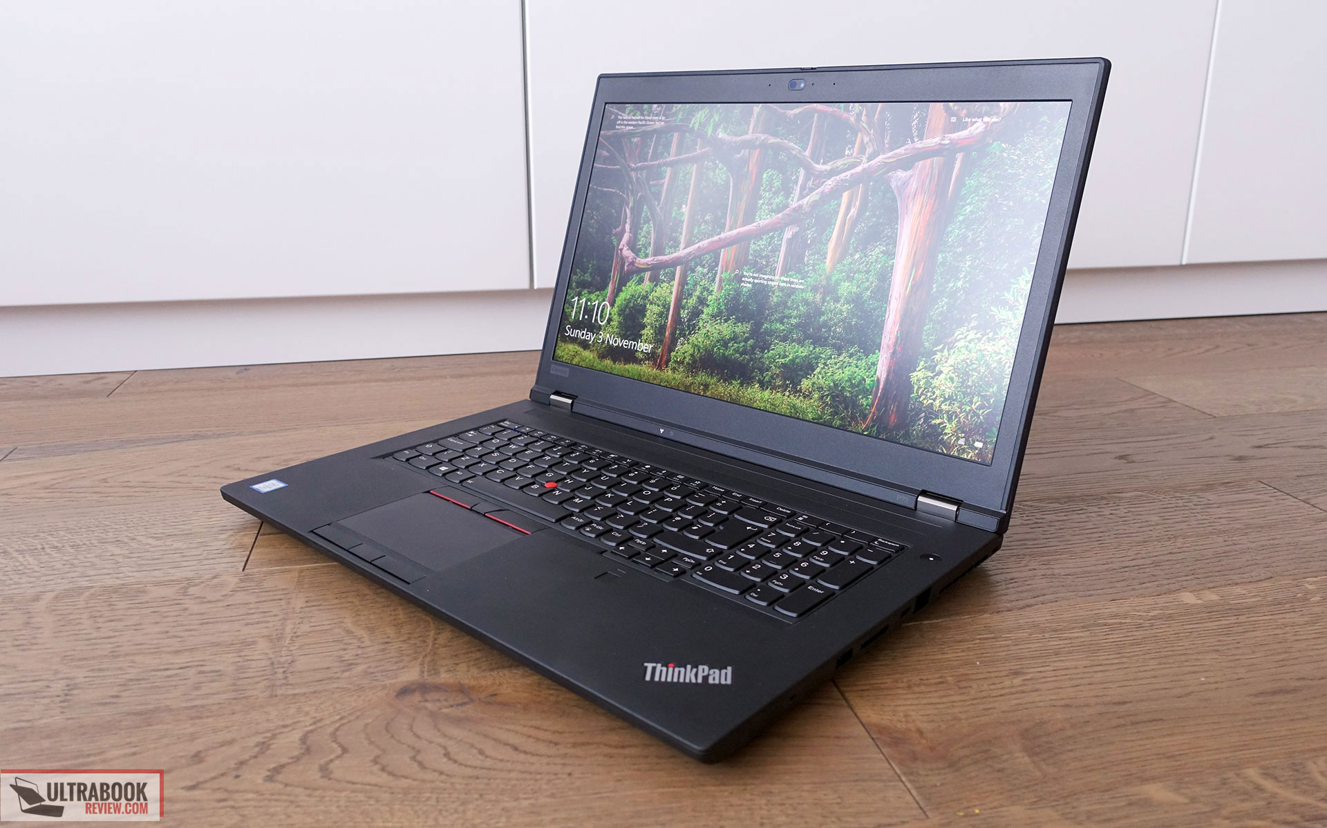 Lenovo ThinkPad P73 review