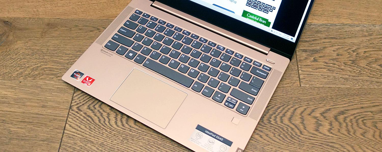 Lenovo IdeaPad S540 14 review (AMD version)