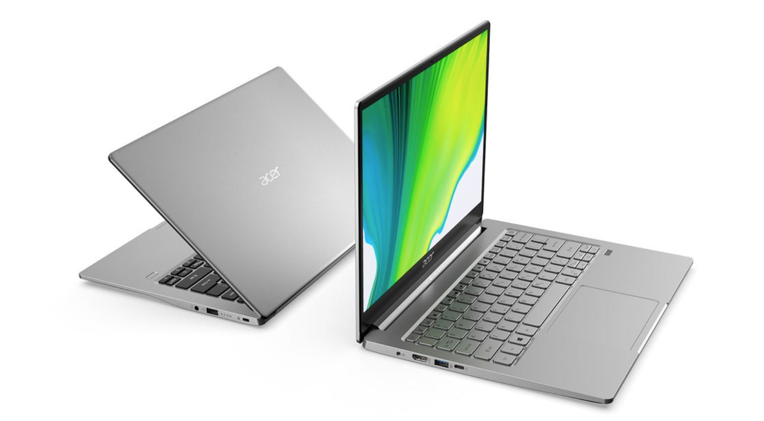 2020 Acer Swift 3 ultraprotables with AMD and Intel hardware