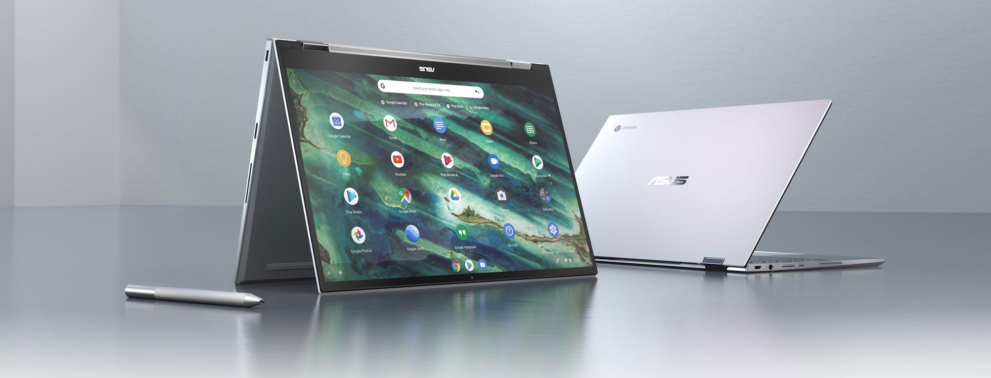 2020 Premium Asus Chromebook Flip C436FA