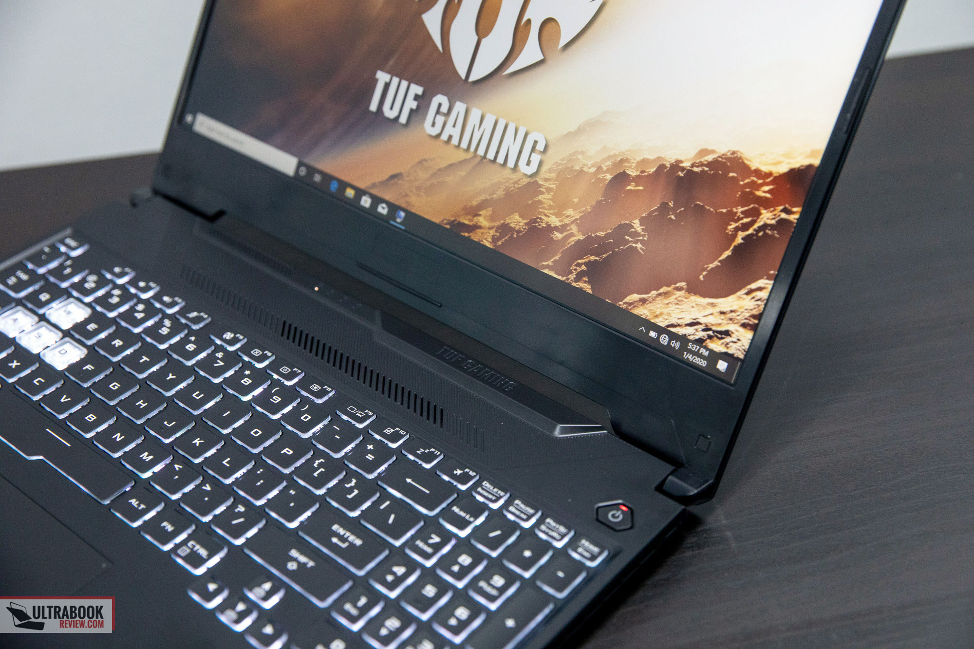 Asus TUF Gaming A15 FA506 preview