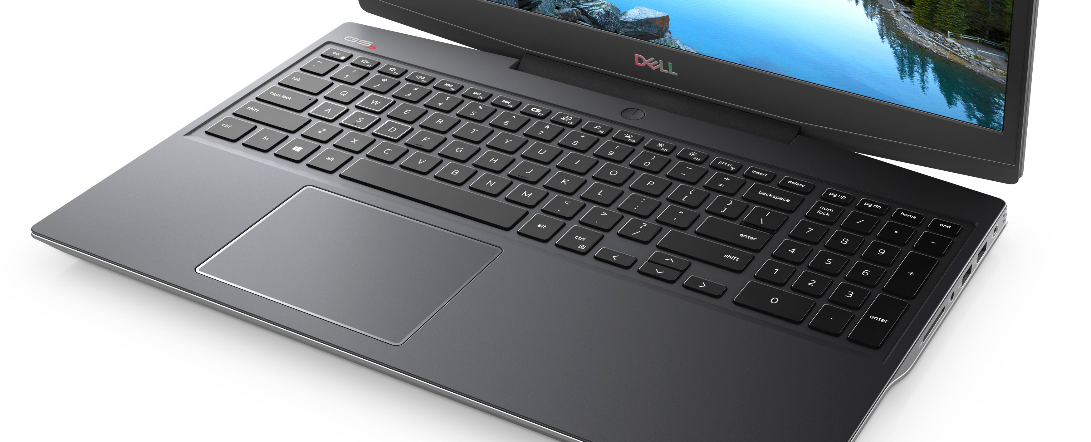 2020 Dell G5 15 SE with RGB keyboard and AMD hardware