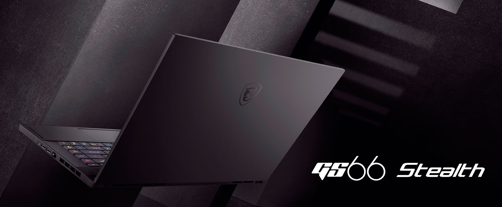 2020 MSI GS66 Stealth ultraportable