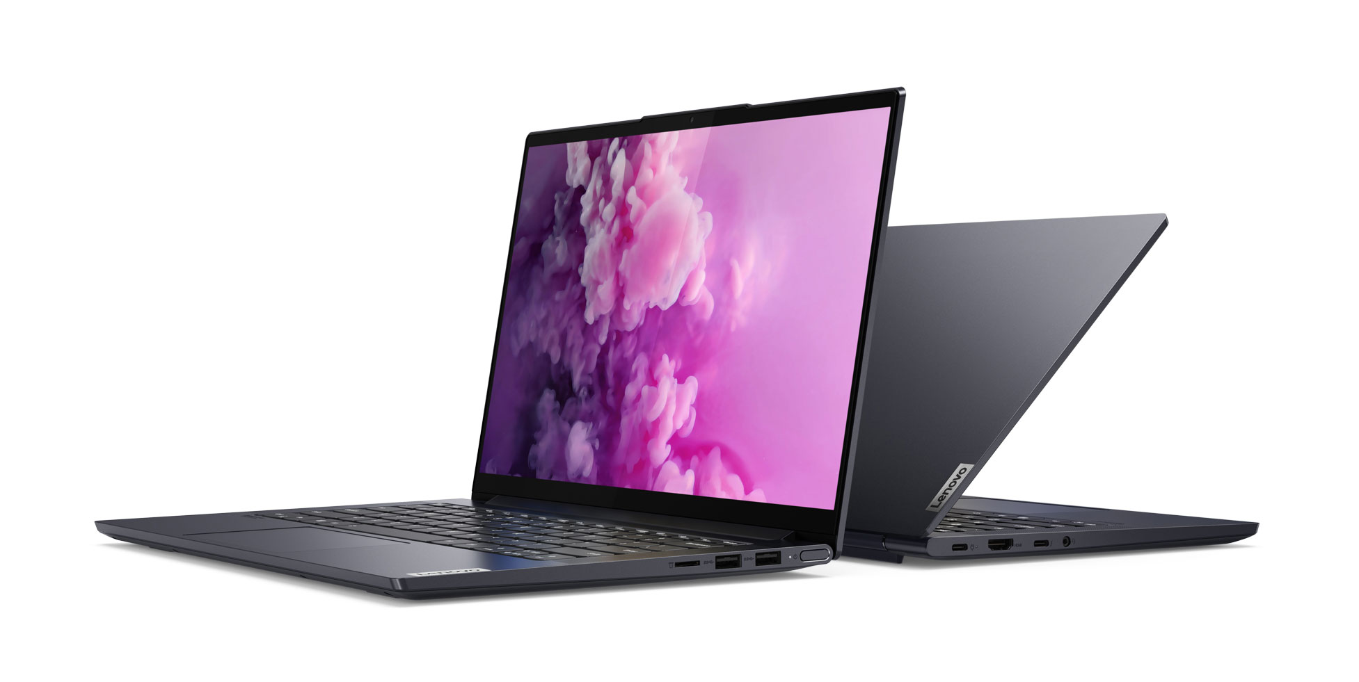 Lenovo Yoga Slim lineup of thin-and-light ultrabooks