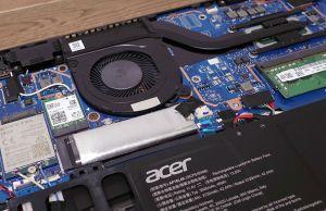 Acer TravelMate P6 P614 SSD, wifi, 4G