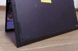 Asus ExpertBook B9450FA - speakers