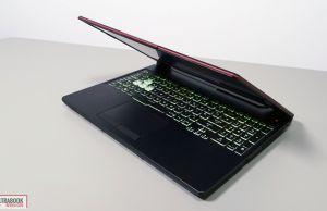 Asus TUF Gaming A15 - exterior