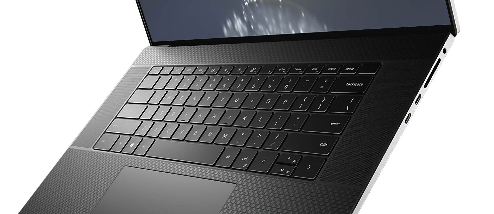 XPS 15/17 redesigned keyboard and clickpad