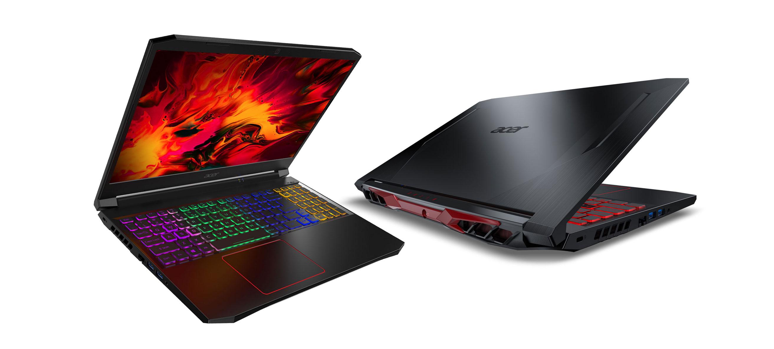 Acer Nitro 5 and Lenovo Legion 5 get AMD Ryzen versions, vs Asus TUF A15,  MSI Bravo 15