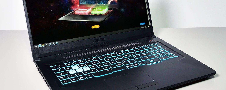 Asus Tuf Gaming A17 Fa706 Review Fa706ii Ryzen 7 4800h Gtx 1650 Ti